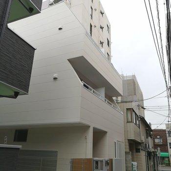 令和元年完成のアパートです。