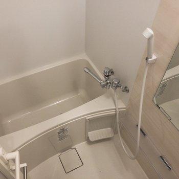 お手入れカンタンな理想のバスルーム
