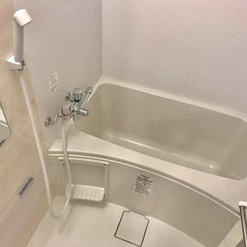 ゆっくりとお風呂に浸かれそう。※写真は前回募集時のものです
