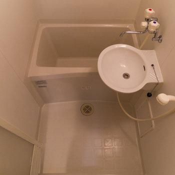 この広さで風呂・トイレ別が嬉しい。※写真は前回募集時のものです