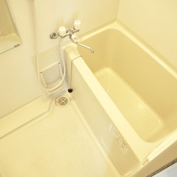 お風呂には棚をおくといいかも