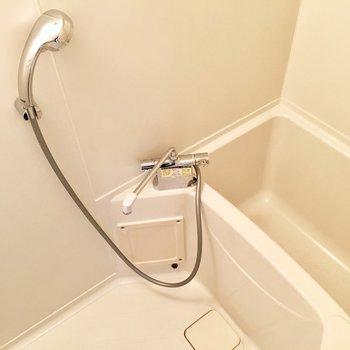 浴室乾燥機付きで、コンパクトながらも実用的!