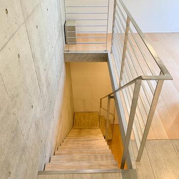 【LD】さて、階段を降りると....