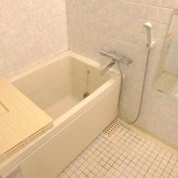 お風呂は水栓を交換!
