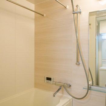 嬉しい追い炊き&浴室乾燥機付き※写真は前回募集時のものです
