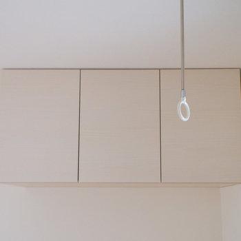 天井の収納※写真は前回募集時のものです