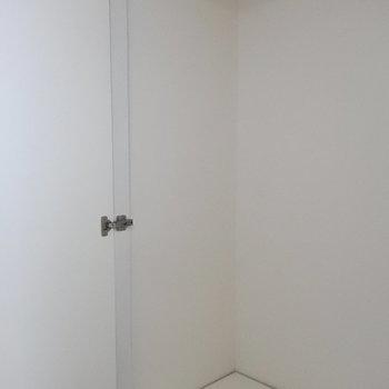 意外と入りそうでしょ?※写真は6階の同間取り別部屋のものです