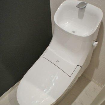 トイレもスマート※写真は、前回撮影時のもの