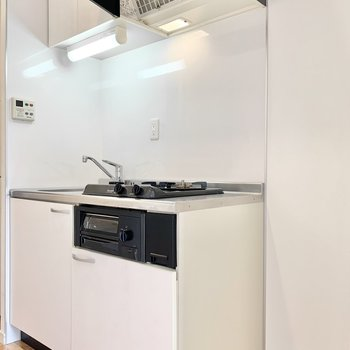 冷蔵庫スペースは確保されてますよ。