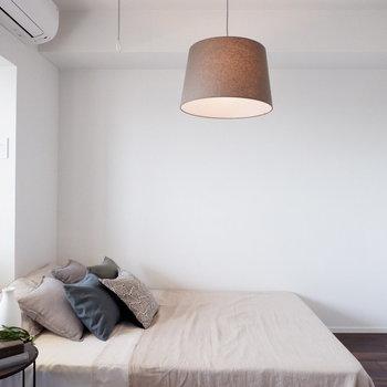 洋室は寝室にも、子供部屋にも。※家具はサンプルです