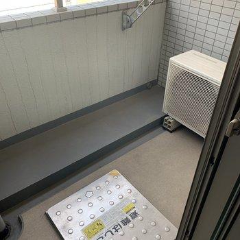 洗濯物は浴室乾燥機でも対応できます※写真は15階の同間取り別部屋のものです