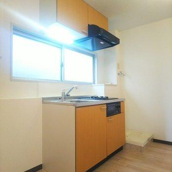 きれいなデザインのキッチンが良い!