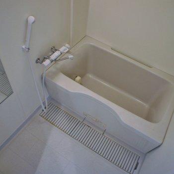 バスルームはノーマルです。