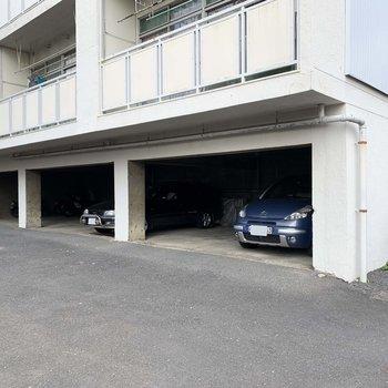 駐車場もあります。※要空確認