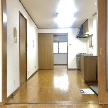 【DK】料理するスペースが広いのが嬉しい!