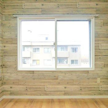 自分の部屋に窓があるって嬉しいな