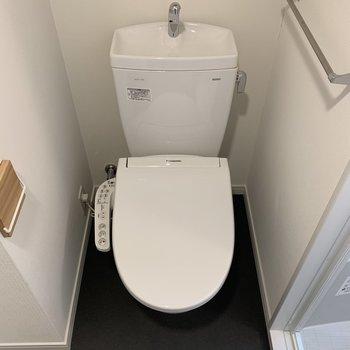 トイレは同じ空間に※写真は前回募集時のものです
