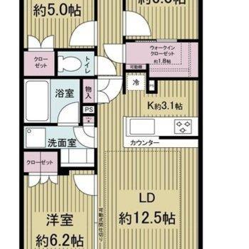 武蔵浦和SKY&GARDEN C棟