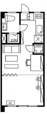 こんな部屋に住みたいんだ。 の間取り