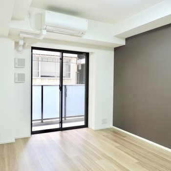 どんな家具を置こうかな※写真は2階の同間取り別部屋のものです