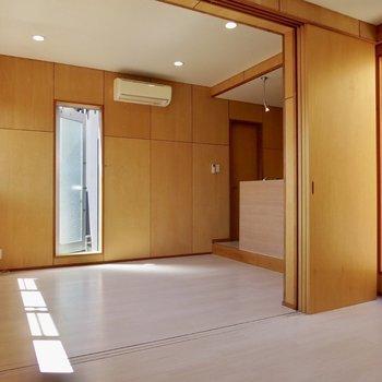 【DK横洋室】大きな家具も置けそうです◎
