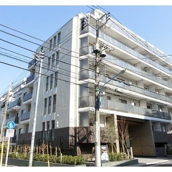 ザ・パークハビオ新宿