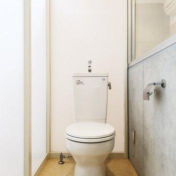 【下階】2つ目のトイレです。