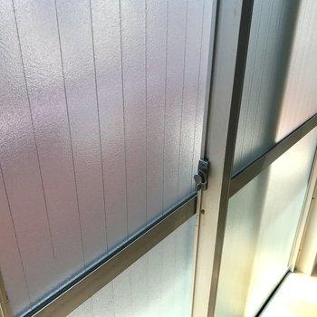 あっ、昔のままの窓も愛してあげてくださいね。