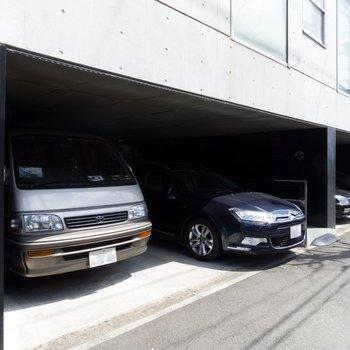 駐車場もございます。※駐車場の空きはお問い合わせ下さい