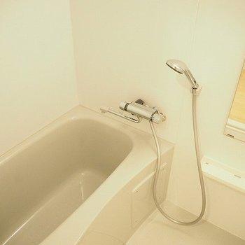 お風呂も清潔そう ※写真は前回募集時のものです。