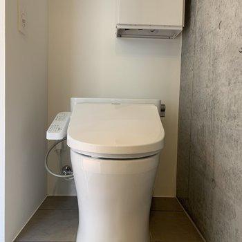 トイレもきれーい