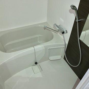 お風呂いい湯につかれそう※写真は通電前のものです