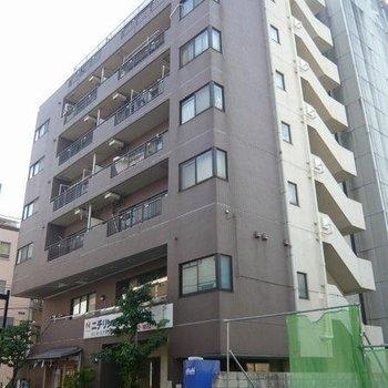 西浅草TKビル
