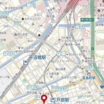 グリフィン横浜・メディオ