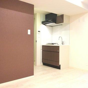 お部屋、すごく綺麗です※写真は3階の同間取り別部屋のものです