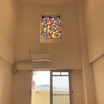 天井の高さ!!!開放感ありありです♪