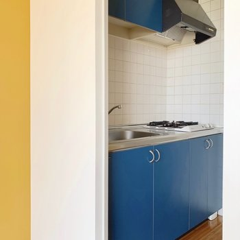 キッチンは独立している形。