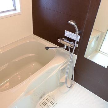 お風呂も交換されていて綺麗!