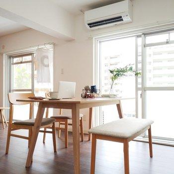 柔らかい雰囲気※写真は2階反転間取りの別部屋のものです