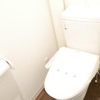 お手洗いも、十分なスペースがあります◎