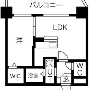 1LDK [ 9.6x5.7 ]