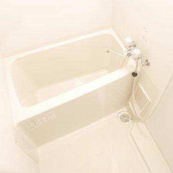 浴室も広くていい!