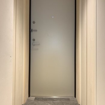 雰囲気のある玄関