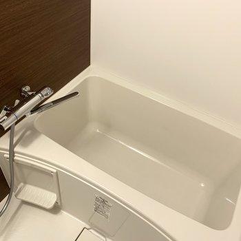 お風呂も清潔感◎