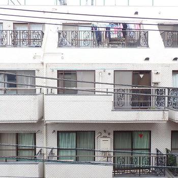 【下フロア】4階からの眺望。