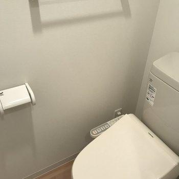 トイレです※写真は同間取り別部屋です