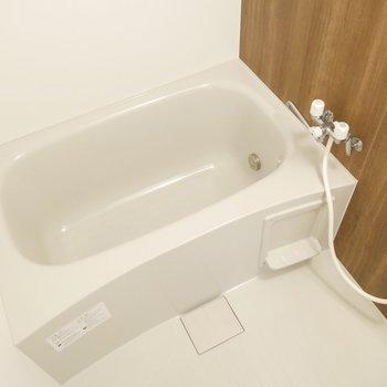 広々お風呂〜♪