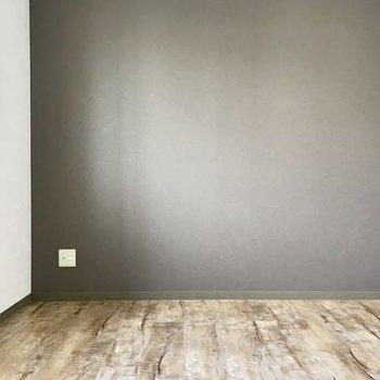 夫婦の寝室や、子ども部屋にも使える◎※写真は1階の同間取り別部屋の写真です