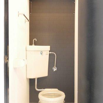 バス・トイレ別なんです!