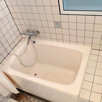 タイルのお風呂って高級感出るね。